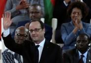 A Bamako, les adieux réciproques de Hollande et de l'Afrique