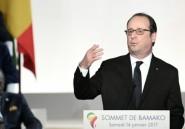 """La présence militaire française au Mali: """"ce sera long"""" prévient Hollande"""