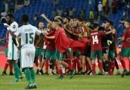CAN: le Maroc de Renard en quarts en sortant le champion en titre ivoirien