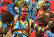"""CAN: les supporters de la RD Congo, rois de """"la sape"""""""