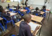 A Johannesburg, une école pour enfants réfugiés victimes de xénophobie