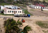 Mozambique: dégâts matériels après le passage du cyclone Dineo