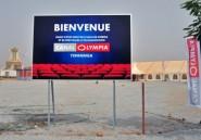Burkina: une salle de cinéma fonctionne