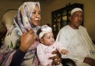 Au Soudan, un couple pleure sa fille morte pour l'EI