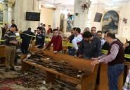 A Tanta, chaos et colère après l'attentat contre une église copte