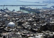 L'Algérie, un pays riche en hydrocarbures frappé par la crise