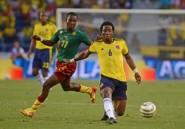 Amical Colombie-Cameroun le 13 juin