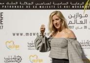 Maroc: Ellie Goulding inaugure le 16e festival Mawazine de Rabat