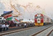 "Le Kenya lance son ""train de la liberté"" entre Nairobi et Mombasa"