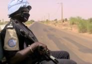 Mali: trois Casques bleus tués dans une attaque jihadiste