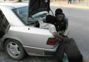 Immigration: une voiture force la frontière Maroc-Espagne