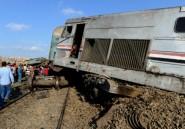 Egypte: au moins 36 morts dans une collision de trains