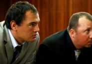 Deux Sud-Africains blancs coupables d'avoir tenté d'enfermer vivant un Noir dans un cercueil