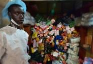 Plus de 420 tonnes de médicaments de contrebande saisies en Afrique de l'Ouest