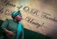 Afrique du Sud: l'ex-épouse de Zuma de nouveau députée avant de briguer la tête de l'ANC