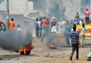 Guinée: privés d'électricité, des manifestants s'en prennent aux symboles de l'Etat