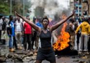 Kenya: au moins quatre personnes tuées dans un bidonville de Nairobi