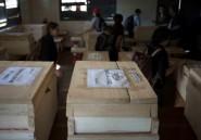 Centrafrique: une sépulture