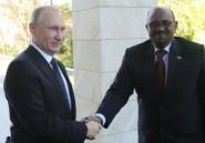 Le président soudanais, en Russie, demande une protection contre les Etats-Unis