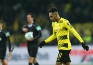 Allemagne: Aubameyang meilleur buteur africain de l'histoire de la Bundesliga