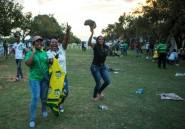 L'ANC sauve son unité après une élection