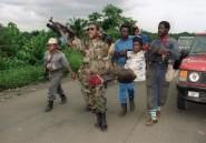 Au Liberia, les fantômes de la guerre civile hantent la présidentielle