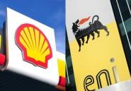 Corruption présumée au Nigeria: Eni et Shell jugés