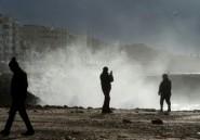 Vague de froid et chutes de neige au Maroc