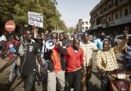 Mali: dispersion d'une manifestation contre la présence française