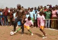 Drogba, l'attaquant qui se mue en défenseur des enfants ivoiriens