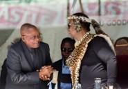 Mini-scandale après l'appel d'une compagnie d'assurances au roi zoulou