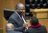 L'Afrique du Sud présente un budget très attendu
