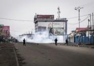 Marche en RDC: dispersion