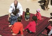 Prises de judo dans le désert marocain
