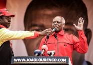 Angola: dos Santos s'engage
