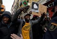 Vie et mort d'un vendeur des rues sénégalais