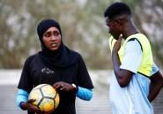 Au Soudan, la première femme coach d'un club de foot masculin
