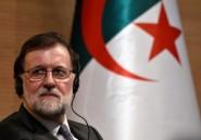 Rajoy en visite en Algérie