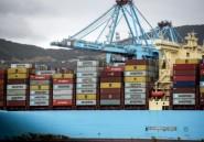 Au Maroc, le port de Tanger Med tourne