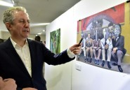 Dialogue entre l'Afrique et l'Europe avec le peintre espagnol Charris