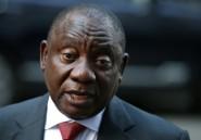 Manifestations en Afrique du Sud: balles en caoutchouc avant l'arrivée de Ramaphosa