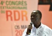 Présidentielle en Côte d'Ivoire: le parti du président veut une primaire au sein d'un grand parti unifié