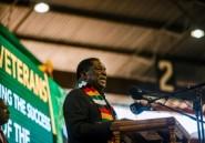 Zimbabwe: le président demande aux  anciens combattants de se mobiliser pour les élections