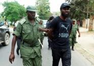 Zambie: arrestation d'un chanteur en fuite