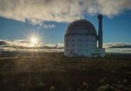 En Afrique du Sud, mariage astronomique inédit pour mieux scruter l'univers