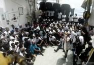 Dénouement espagnol proche pour les migrants de l'Aquarius