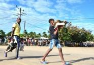 Nord du Mozambique: l'exode face