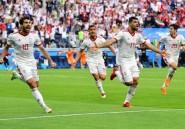 Mondial-2018: l'Iran gâche la fête marocaine