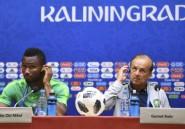 Mondial-2018: le sélectionneur du Nigeria Gernot Rohr ne craint pas des incidents racistes
