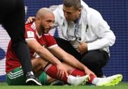 Mondial-2018: le Marocain Amrabat forfait face au Portugal